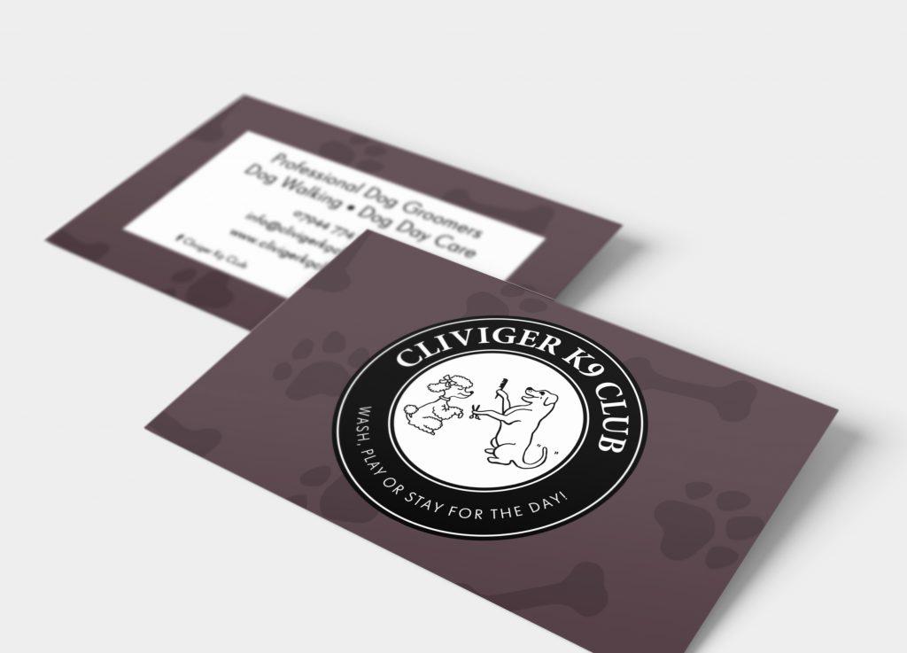 CK9C Business Card