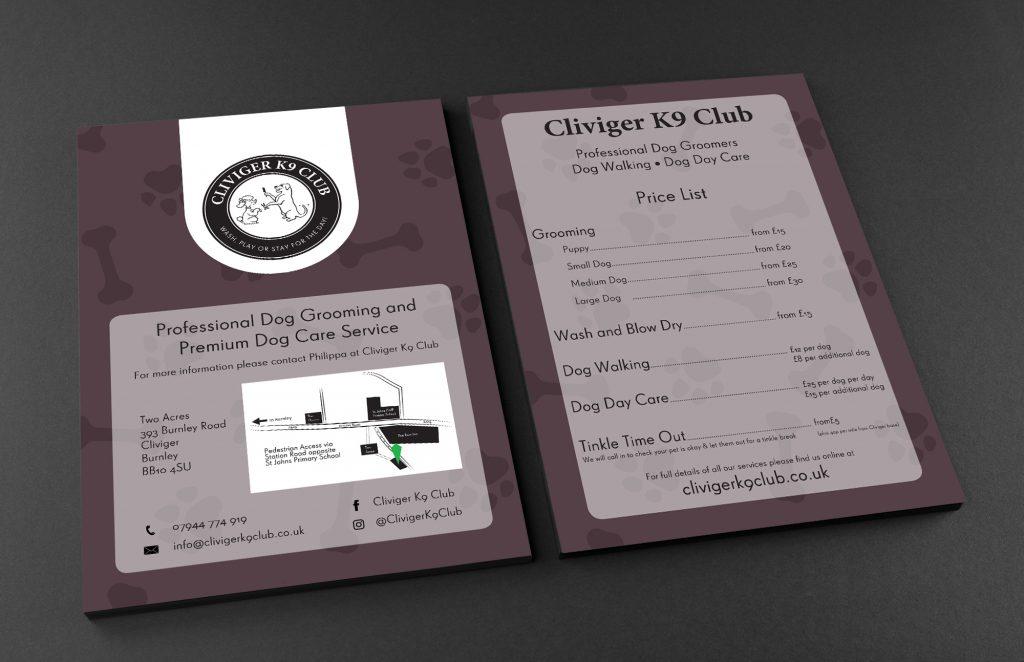CK9C Flyer