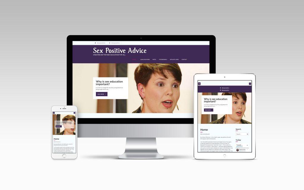 SPA website portfolio